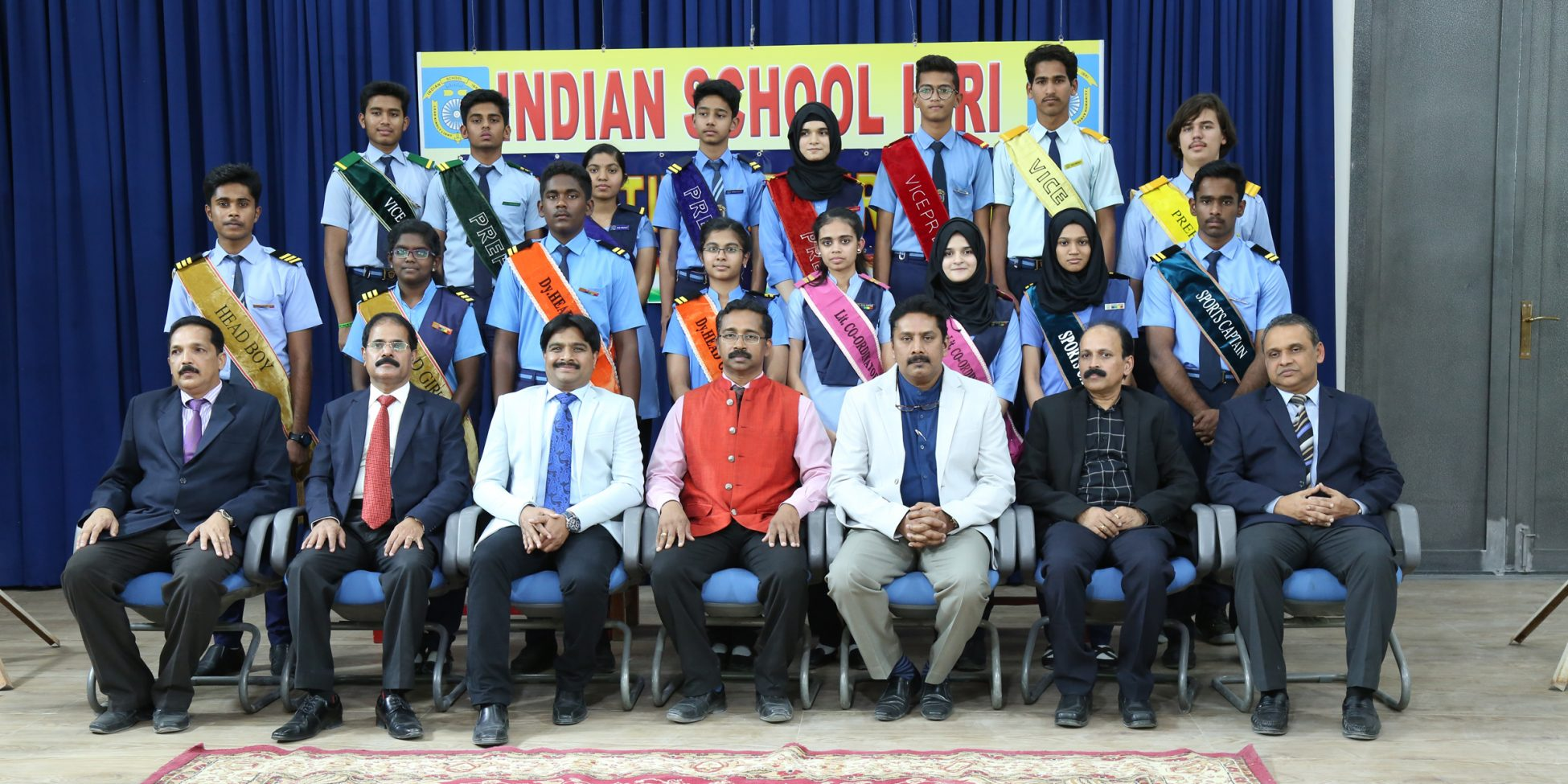 Investiture Ceremony 2019-20